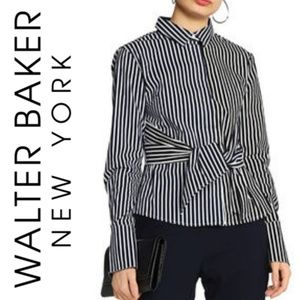 (NWT) WALTER BAKER Connie Top